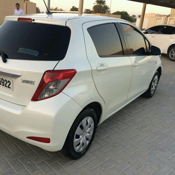 Used Toyota Yaris HB Gcc In Great Condition For Sale