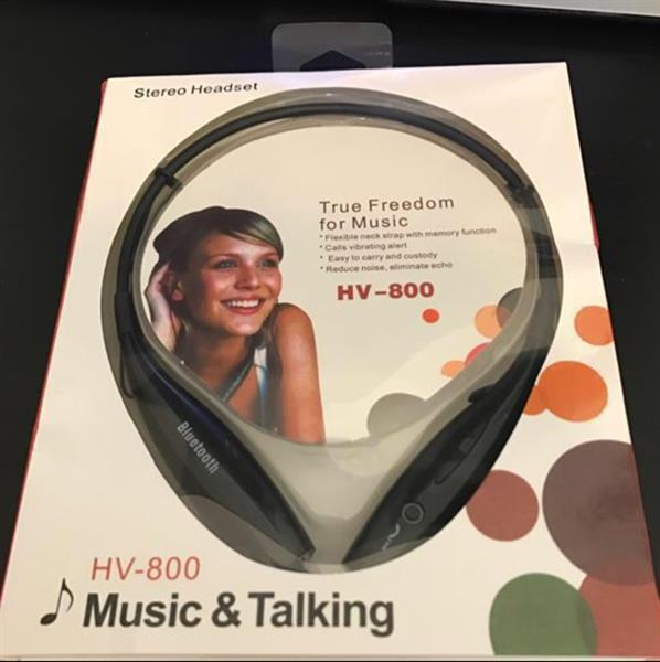 Used Brand New Stereo Bluetooth Headset With Music And Talking in Dubai, UAE