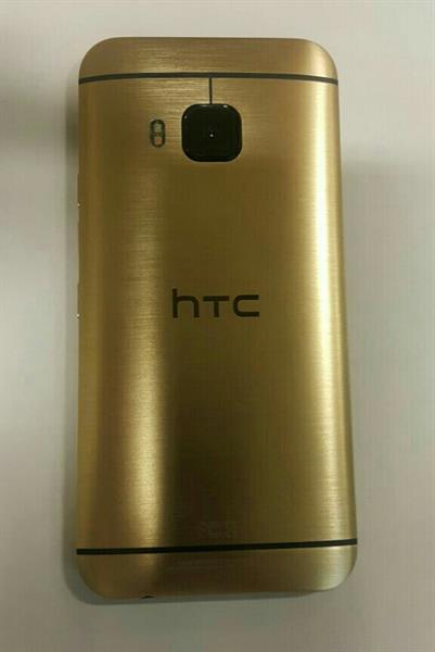 Used HTC M9 GOLD LIKE NEW ONLY MOBILE NO ACCESSORIES in Dubai, UAE