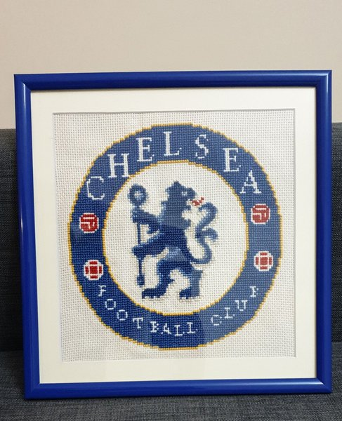 Used Chelsea portrait in Dubai, UAE