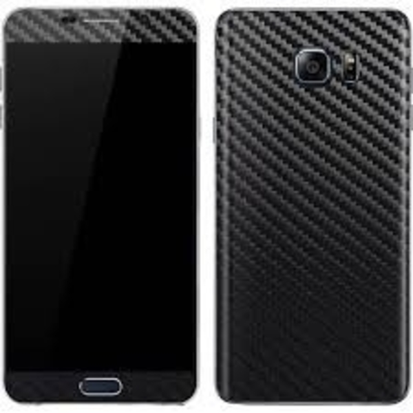 Used Samsung Note5 Carbon Fiber Skin in Dubai, UAE