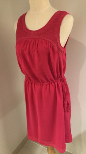 Used Esprit Fuchsia Dress (Size EU36) New  in Dubai, UAE