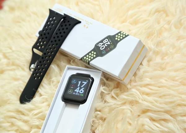 Used Original Wearfit Smart & Fitness Watch_ in Dubai, UAE