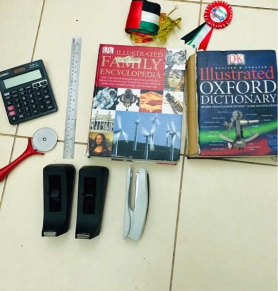 Used OXFORD DICTIONARY, family encyclopedia in Dubai, UAE