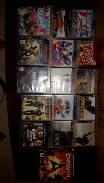 Used 22 Ps3 Cds for sale @ at great offer in Dubai, UAE