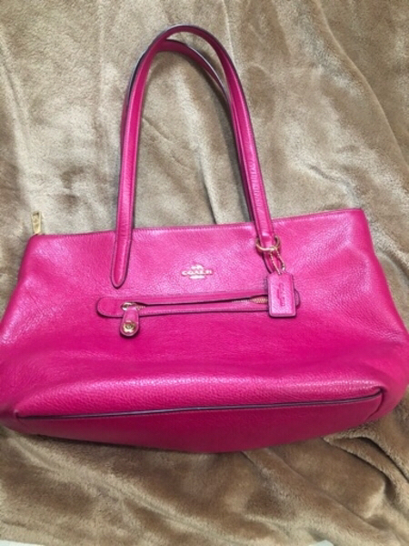 Used Coach Authentic Bag Medium Size in Dubai, UAE