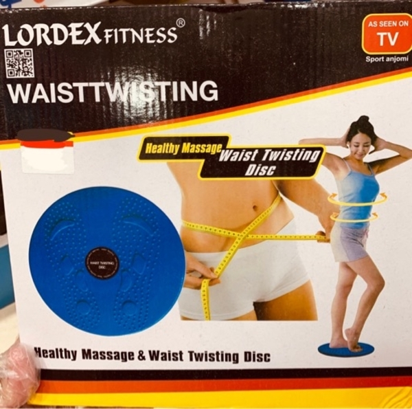 Used LORDEX GERMANY WAIST TWISTING DISC in Dubai, UAE