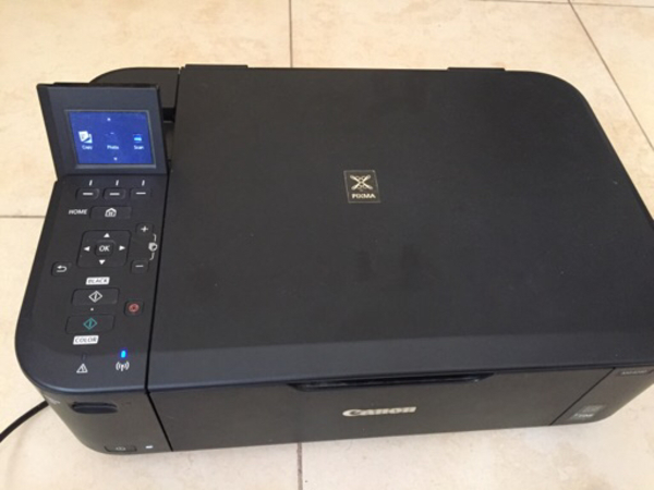 Used Canon pixma WiFi all in one printer in Dubai, UAE