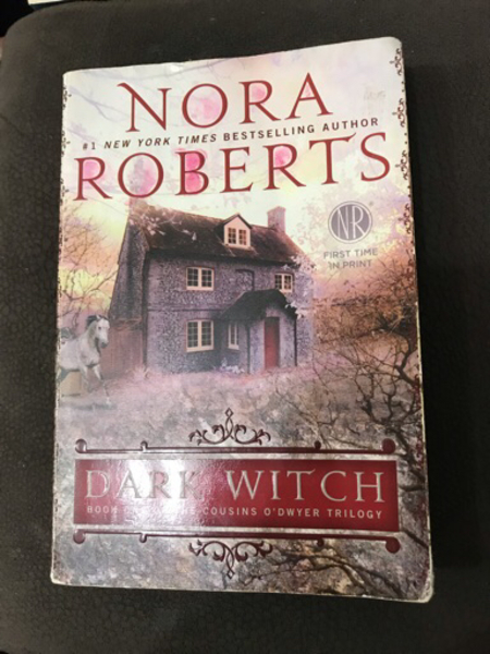 Used Dark Witch by Nora Roberts in Dubai, UAE