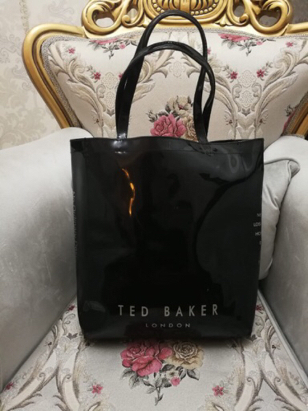 Used TED BAKER TOTE BAG,BIG SIZE.. in Dubai, UAE