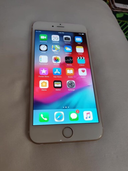 Used iphone6+ 16gb apple orginal big screen in Dubai, UAE