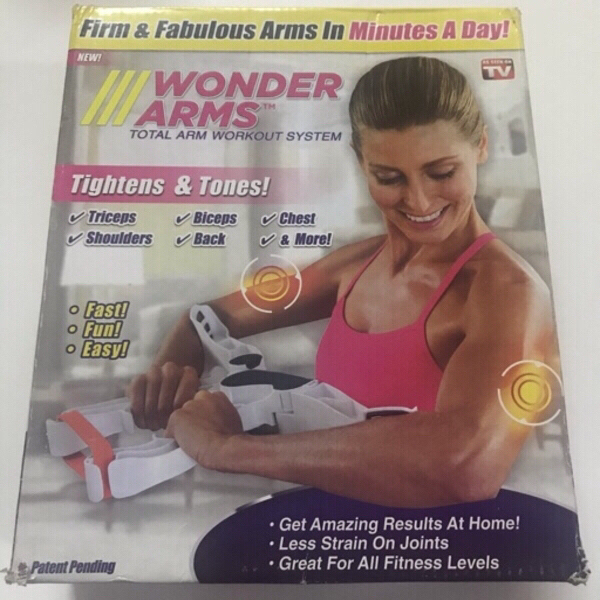 Used Wonder Arms (total arm workout system in Dubai, UAE