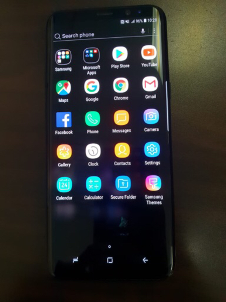 Used Samsung Galaxy s8 Plus 64 GB in Dubai, UAE