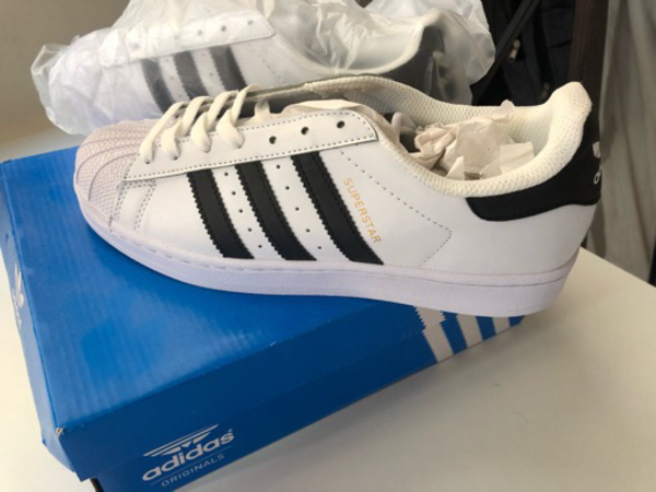 Used Brand new Original Adidas super star. in Dubai, UAE