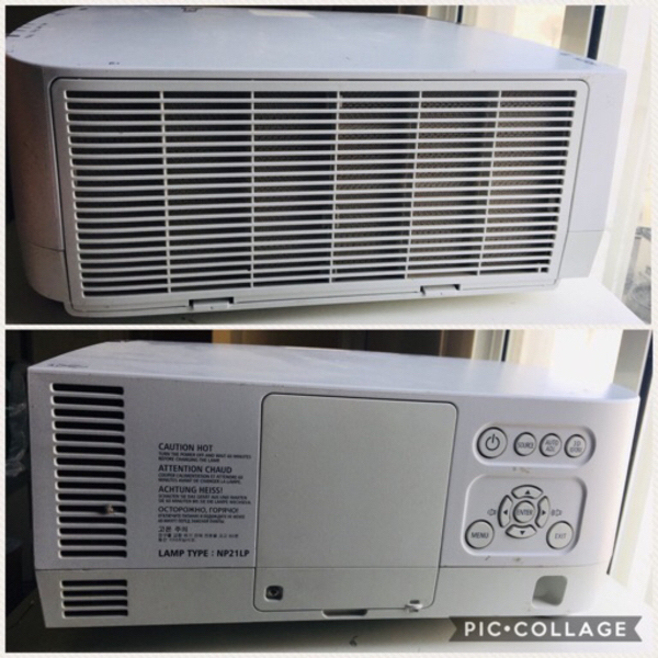 Used NEC LCD Multifunctional Projector in Dubai, UAE