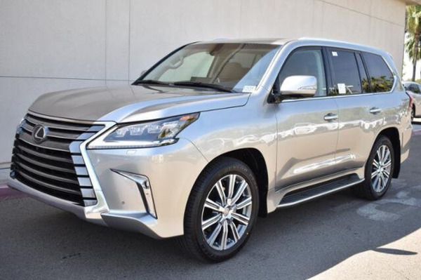 Used 2017 Lexus Lx 570 in Dubai, UAE