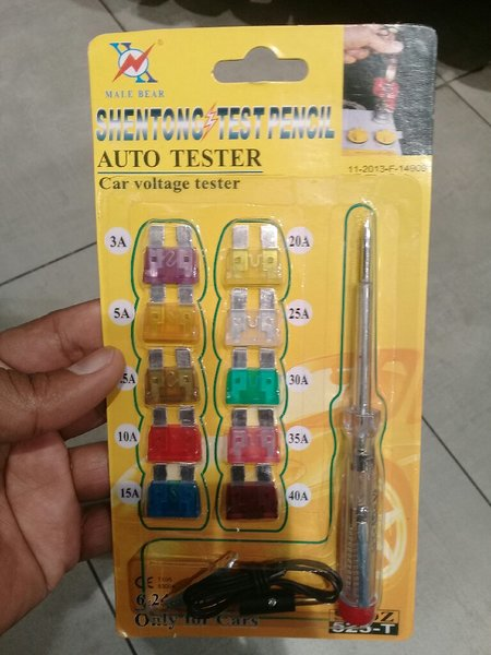 Used Test pencil,car voltage tester in Dubai, UAE