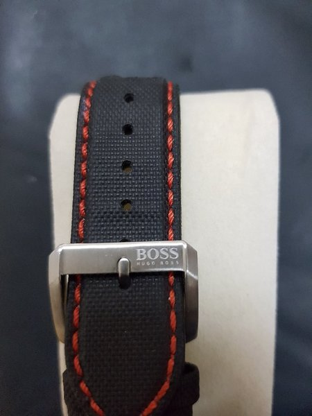 Used HUGO BOSS Chronograph watch in Dubai, UAE