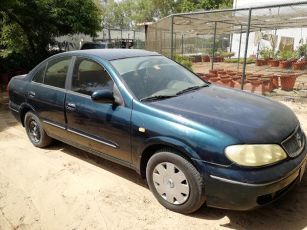 Nissan sunny 2005 model Automatic 9500