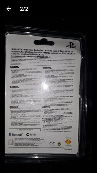 Used 2 Brand new ps3 controllers in Dubai, UAE