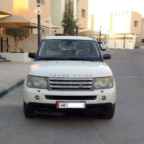 Used Range Rover Sport Supercharged  in Dubai, UAE