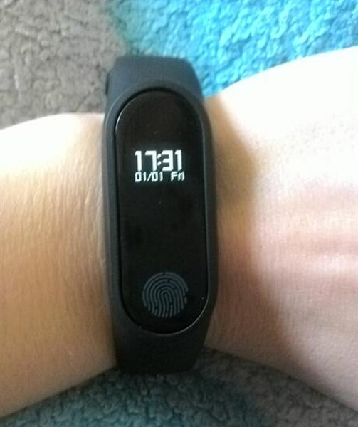 M2 Smart Band With Heart Rate Monitor