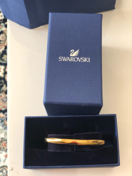 Used Swarovski bangle in Dubai, UAE