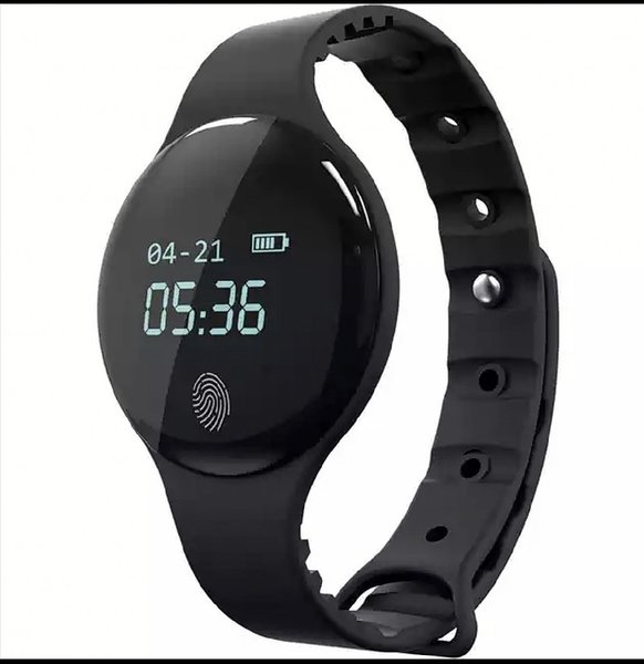 Used Thin Smart fitness tracker watch in Dubai, UAE
