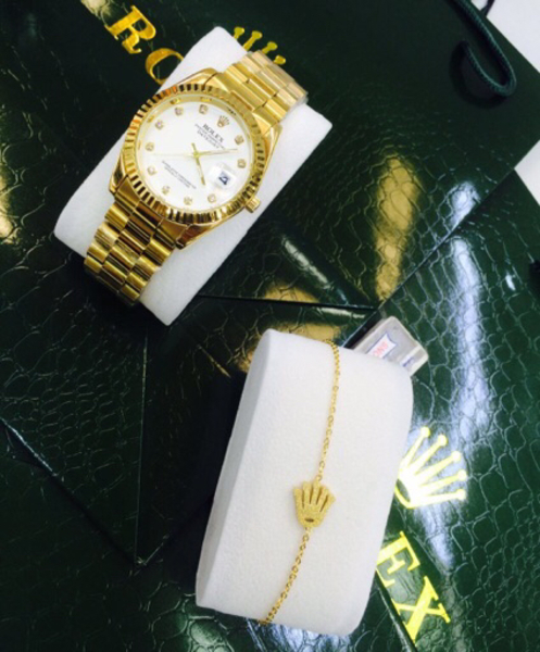 Used Brand new Rolex Watch Set in Dubai, UAE