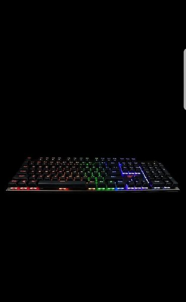 Used 1STPLAYER Mechanical RGB keyboard in Dubai, UAE