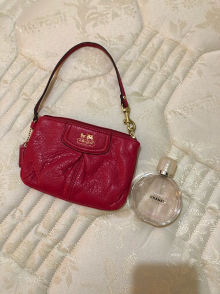 Used Coach authentic worn few times in Dubai, UAE