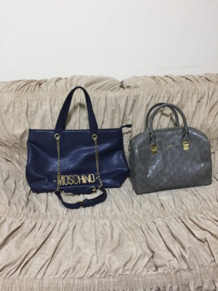 Used CRO and MOSCHINO  Bags in Dubai, UAE