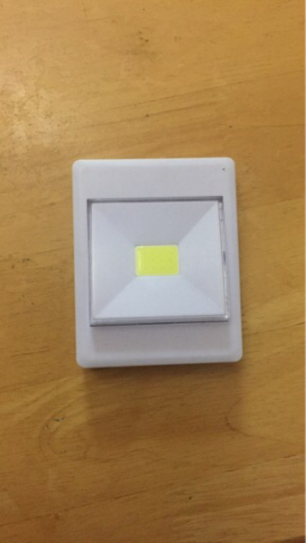 Used Portable Wall Stickable Light Never Used in Dubai, UAE