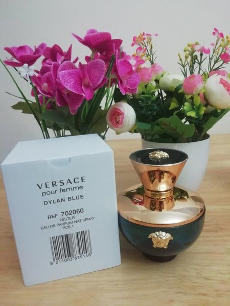 Used Versace dylan blue pour femme in Dubai, UAE
