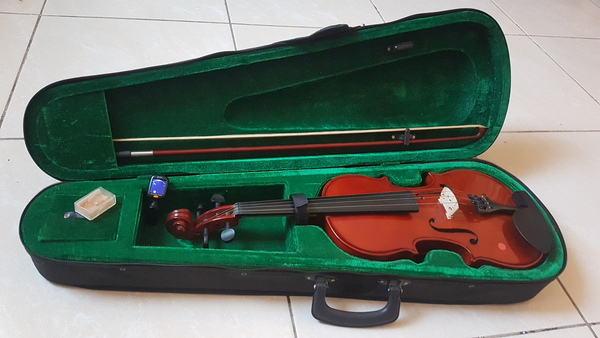 Used Violin 4x4 in Dubai, UAE