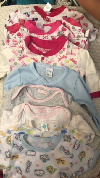 Used Bundle dress new 3 to 1 year old in Dubai, UAE