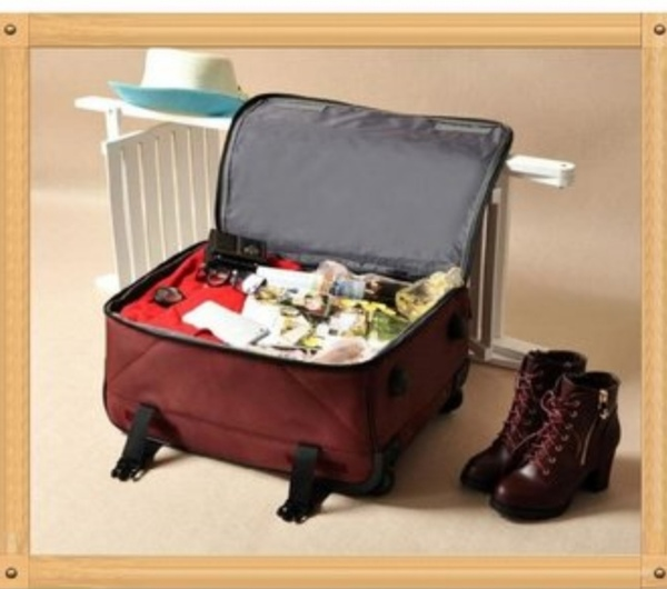 Used New portable foldable cabin travel bag in Dubai, UAE
