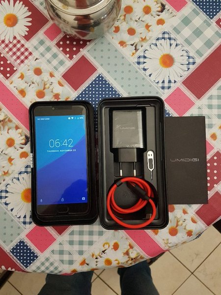 Used Umi Z Pro Beast faster than apple or sam in Dubai, UAE