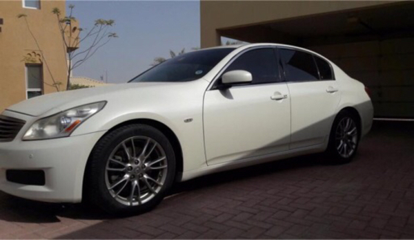 Used Infiniti G-35 for sale in Dubai, UAE