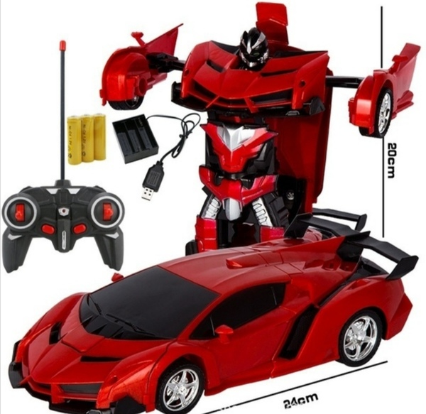 Used RC Car Models Transformation Robots in Dubai, UAE