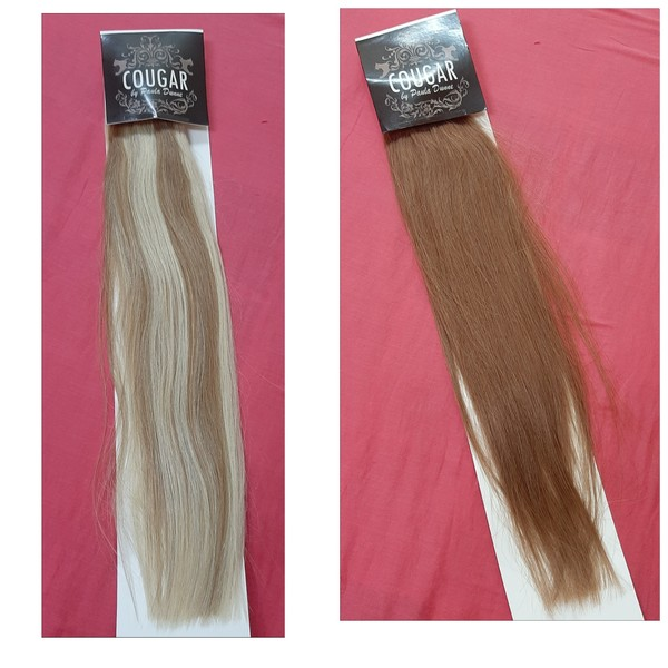 """Used Clip in remy hair 18""""/2 sets in Dubai, UAE"""
