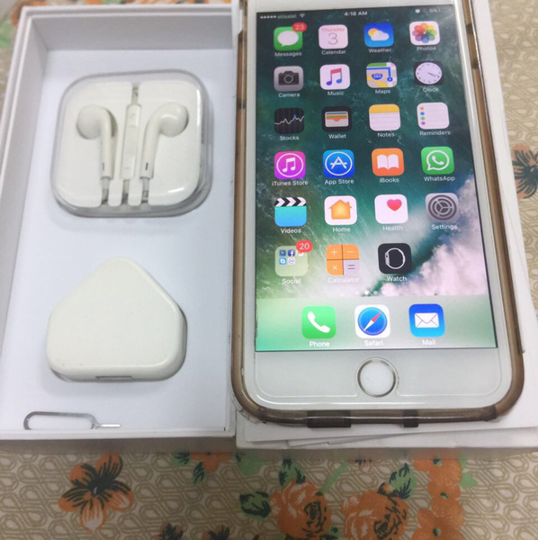 Used Iphone6+64 Gb in Dubai, UAE