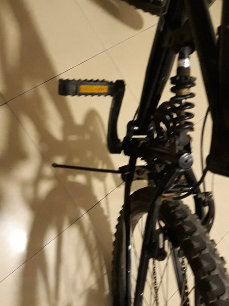 Used Huffy mtn with dual suspension. in Dubai, UAE