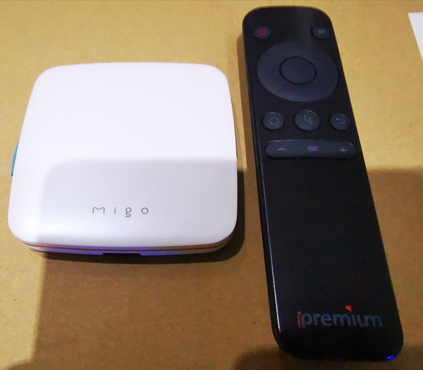 Used iPremium Migo Mini Android 5.1 Smart TV in Dubai, UAE