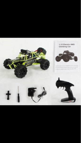 Used 4x4 RC Buggy with 80 kmhr speed  in Dubai, UAE
