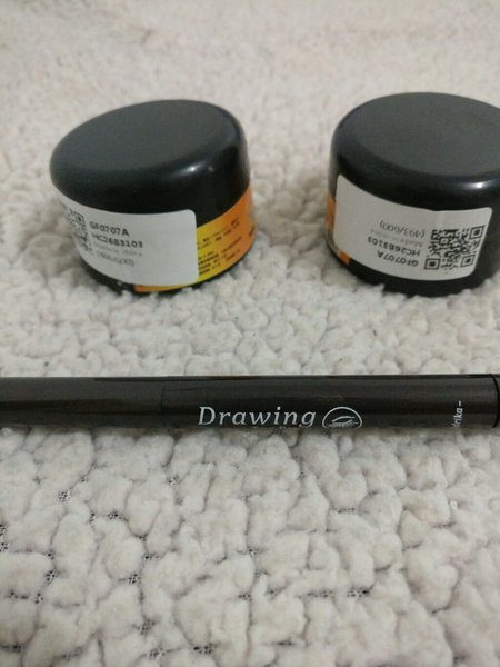 Used Eyebrow enhance,Feet cream,foot supplies in Dubai, UAE