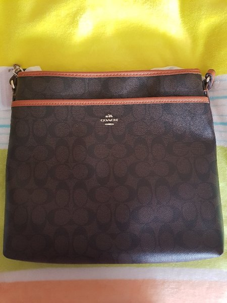 Used Factory overrun #coach sling bag in Dubai, UAE
