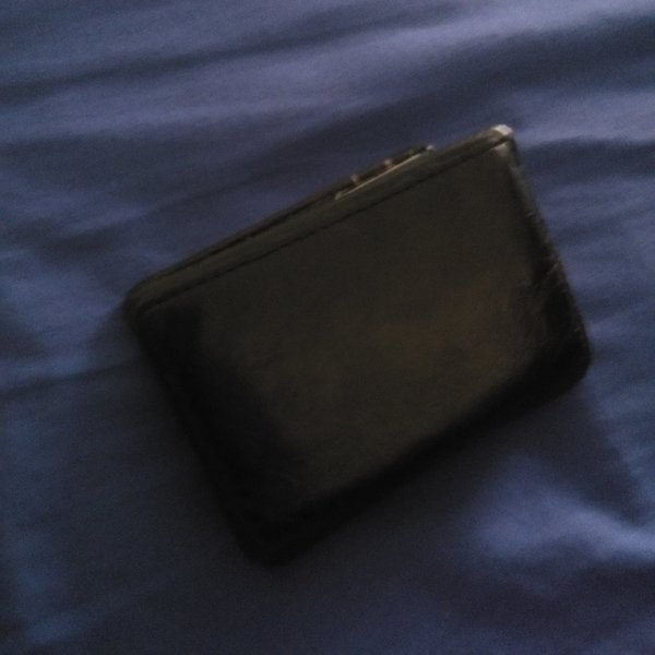 Used Men's Leather Wallet Short Wallets Card in Dubai, UAE