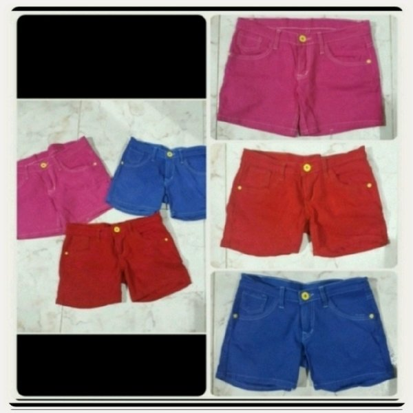 Used Bundle offer 3 pcs shorts in Dubai, UAE