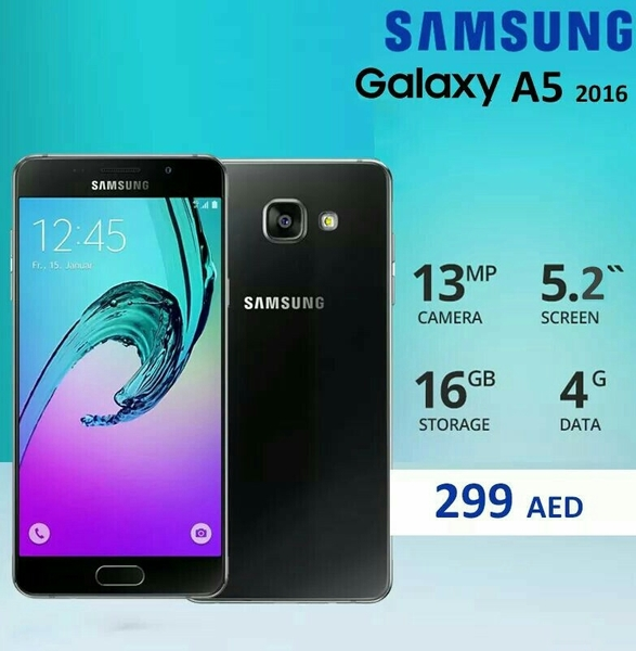 Used Samsung A56 New Box Packed. in Dubai, UAE
